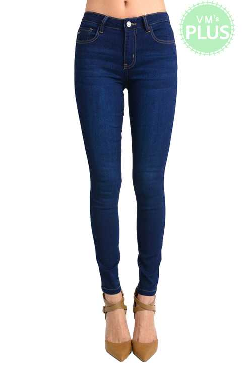 Mid-rise Skinny Jeans PLUS